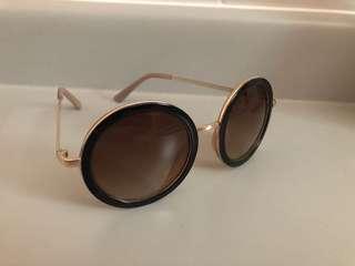 River Island Round Sunglasses