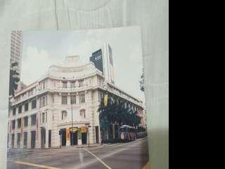 Old 90s 3R Capitol Cinema Photo. Free normal mailing