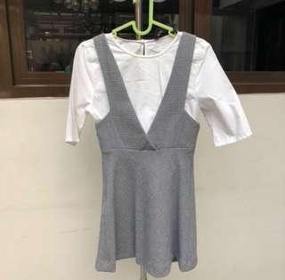 Authentic Zara Dress Set