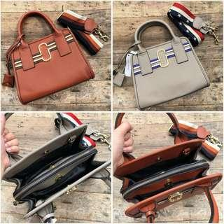 Marc Jacobs with complete inclusions