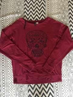 Skull Longsleeve