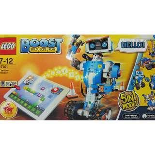 MISB Lego 17101 Boost Creative Toolbox (NEAREST MRT)