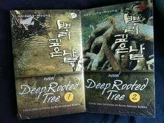 Paket Deep Rooted Tree - Lee Jung Myung