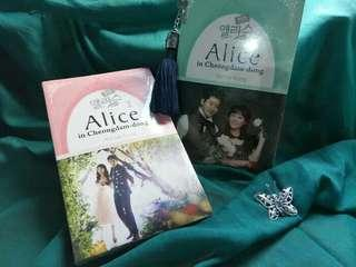 Paket Alice in Cheongdam-dong - Ahn Jae Kyung