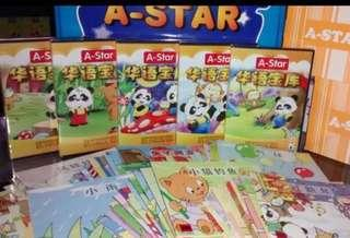 A star interactive Chinese