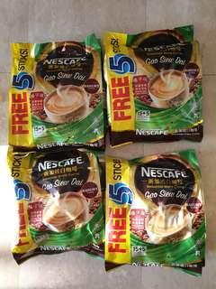 BN Nescafe White Coffee