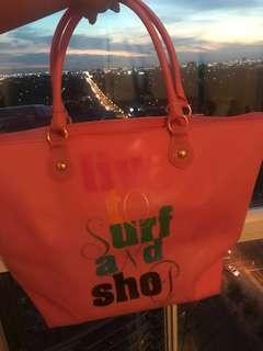 Juicy Couture PVC bag