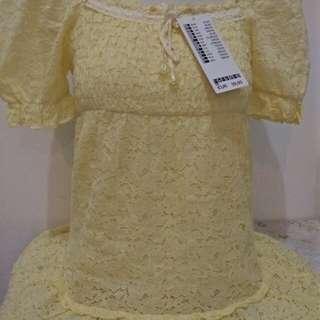 Babydoll blouse