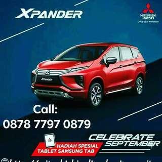 Mitsubishi Xpander Ready