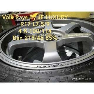 Velg R17 By JF Luxury