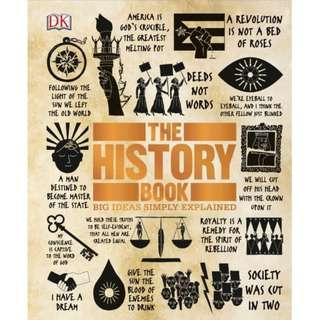 ( eBook ) The History Book Big Ideas Simply Explained