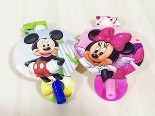 Brand new Mickey and Minnie Party Blowout Toys Party Goodies