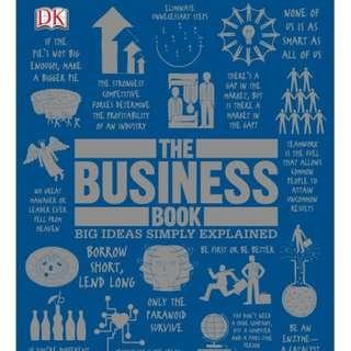 ( eBook ) The Business Book Big Ideas Simply Explained