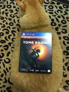 Shadow of the tomb raider (Steelbook edition)