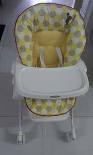 Combi Parenting System (baby chair,baby swing, baby bed)