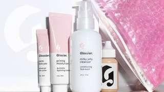 GLOSSIER ORDERS LAST DAY TOMORROW ⏰⏰