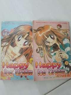 Komik happy ice cream