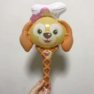 香港迪士尼cookies cookie 氣球 duffy friend
