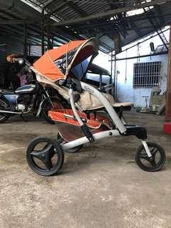 多功能嬰兒車