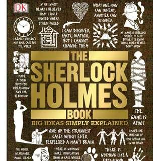 ( eBook ) The Sherlock Holmes Book Big Ideas Simply Explained