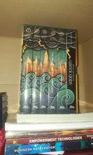 Percy Jackson Boxed Set