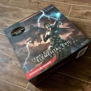 Temple of Elemental Evil - Dungeons & Dragons Boardgame