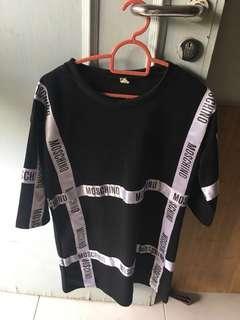 INSTOCKS Black Shirt