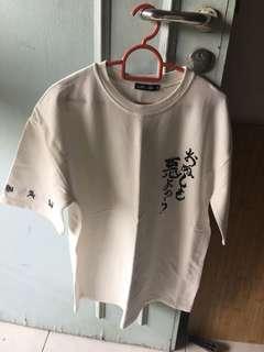 INSTOCKS White T-Shirt