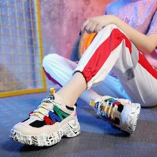 Candy Shoes (Preorder Sizes 35-39)