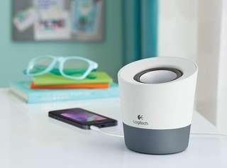 Logitech Multimedia Speaker Z50 (Grey)