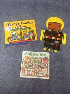 3 books for your little one