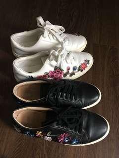 Flower Sneakers Bundle