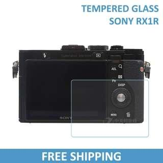 Sony RX1R Tempered Glass Screen Protector