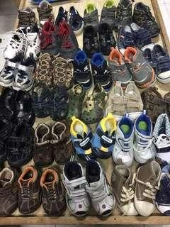 Nike, skechers,garanimals,carters toddler shoes