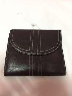 Branded Buxton Leather wallet