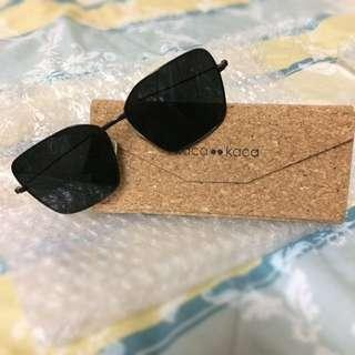 Kaca Kaca Alexis Sunglasses #3x100