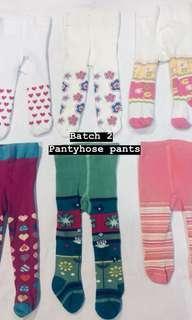 Pantyhose pants (buy 2 for rm3)
