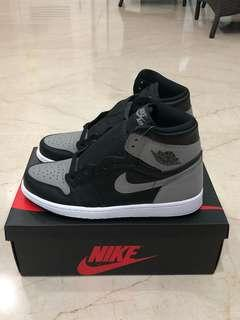 Us 8.5 Jordan 1 OG Shadow 2018