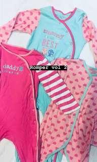 Mothercare (triplets set) each rm20