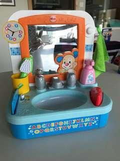Fisher Price Laugh and Learn Sink