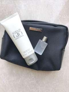 giorgio armani acqua di gio For men perfume travel set