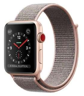 Apple Watch Series 3 GPS + Cellular 42mm