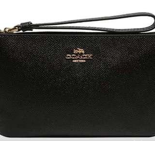 Gorgeous Coach Wristlet