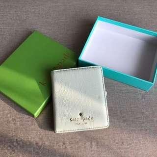 Kate Spade 2 Fold Short Wallet (BSO)