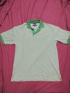 Tommy Hilfiger Striped Green