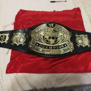 WTS: WWE Undisputed Championship Replica Title Adult Size