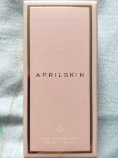 APRIL SKIN MAGIC SNOW SUN STICK WITH FREE NORMAL MAIL