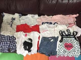 Summer clothes