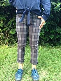 Tartan jeans murah