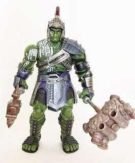 Marvel legends gladiator hulk baf thor ragnorak